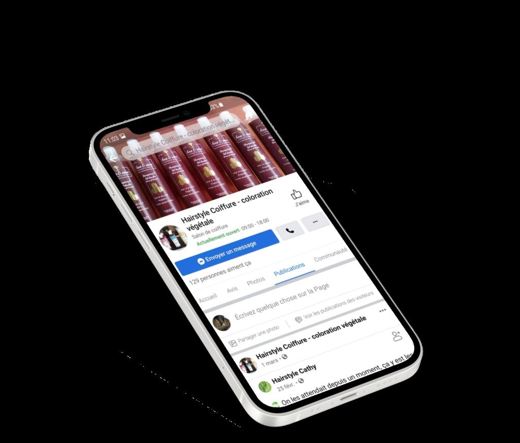 Développer son activité professionnelle avec Facebook
